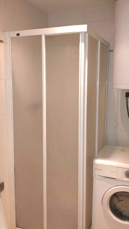 baño apartamento vigo