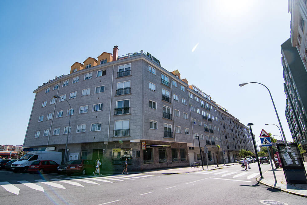 alquiler de piso en Vilagarcía de Arousa.