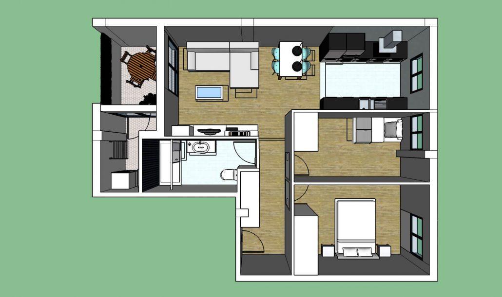 nueva promocion de viviendas en redondela