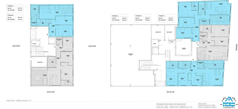 venta de pisos nuevos en redondela