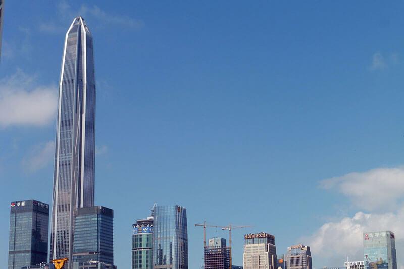 edificios mas altos del mundo