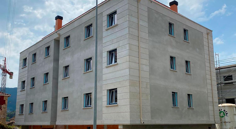nuevas viviendas