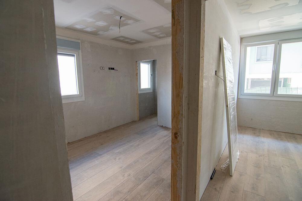 interior vivienda redondela